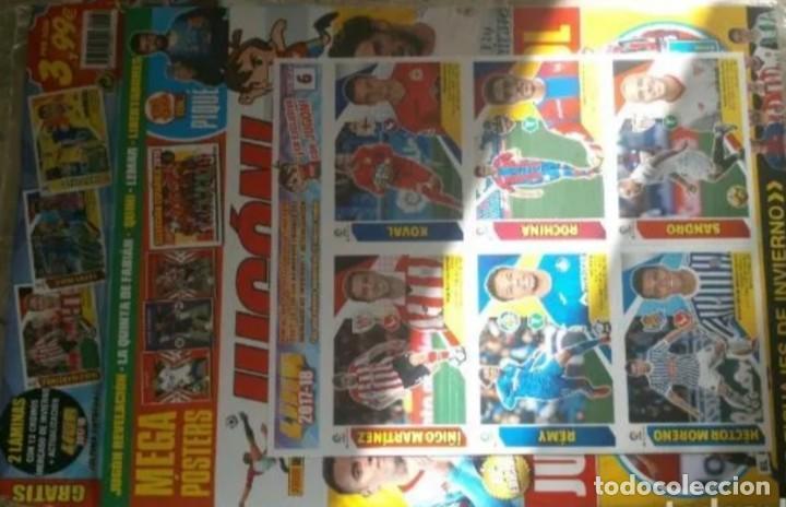 REVISTA JUGON 136 PRECINTADA (Coleccionismo Deportivo - Álbumes y Cromos de Deportes - Cromos de Fútbol)