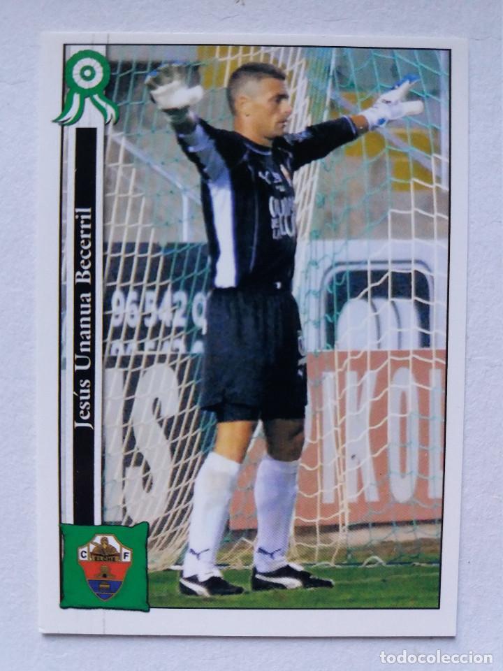 812 UNANÚA - ELCHE C.F. (2º DIVISIÓN) - MUNDICROMO 2006 (Coleccionismo Deportivo - Álbumes y Cromos de Deportes - Cromos de Fútbol)