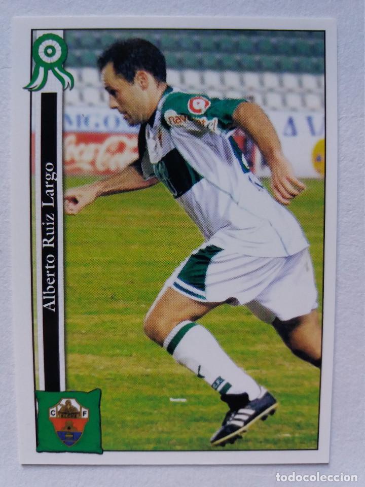 818 ALBERTO - ELCHE C.F. (2º DIVISIÓN) - MUNDICROMO 2006 (Coleccionismo Deportivo - Álbumes y Cromos de Deportes - Cromos de Fútbol)