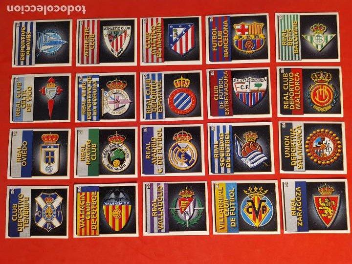 LIGA ESTE 1998 1999 / 98 99 - 455 CROMOS SIN REPETIR - NUNCA PEGADOS (SIN PEGAR) COLOCA,FICHAJE,BAJA (Coleccionismo Deportivo - Álbumes y Cromos de Deportes - Cromos de Fútbol)