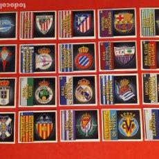 Cromos de Fútbol: LIGA ESTE 1998 1999 / 98 99 - 455 CROMOS SIN REPETIR - NUNCA PEGADOS (SIN PEGAR) COLOCA,FICHAJE,BAJA. Lote 210106011