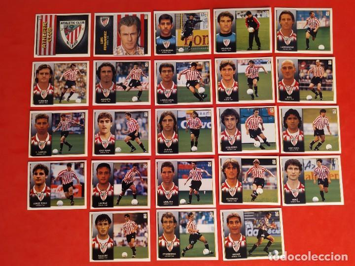 Cromos de Fútbol: Liga Este 1998 1999 / 98 99 - 455 cromos sin repetir - Nunca pegados (sin pegar) coloca,fichaje,baja - Foto 4 - 210106011