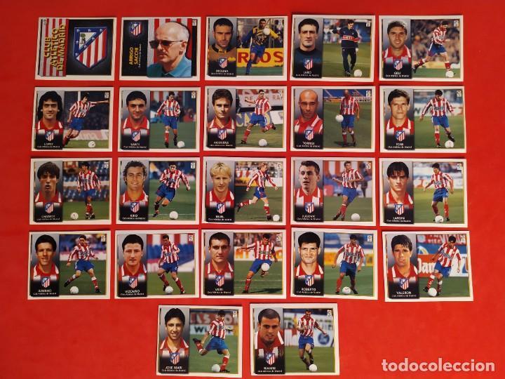 Cromos de Fútbol: Liga Este 1998 1999 / 98 99 - 455 cromos sin repetir - Nunca pegados (sin pegar) coloca,fichaje,baja - Foto 5 - 210106011