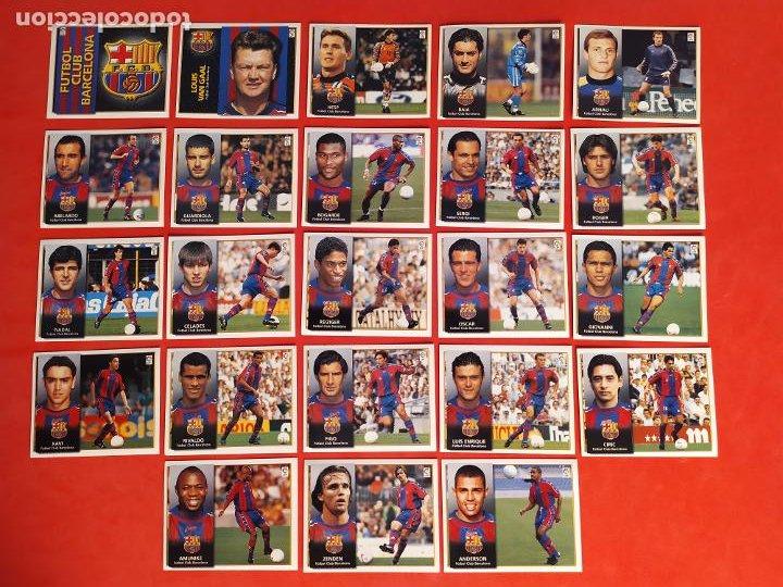 Cromos de Fútbol: Liga Este 1998 1999 / 98 99 - 455 cromos sin repetir - Nunca pegados (sin pegar) coloca,fichaje,baja - Foto 6 - 210106011