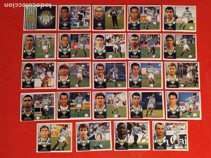 Cromos de Fútbol: Liga Este 1998 1999 / 98 99 - 455 cromos sin repetir - Nunca pegados (sin pegar) coloca,fichaje,baja - Foto 7 - 210106011