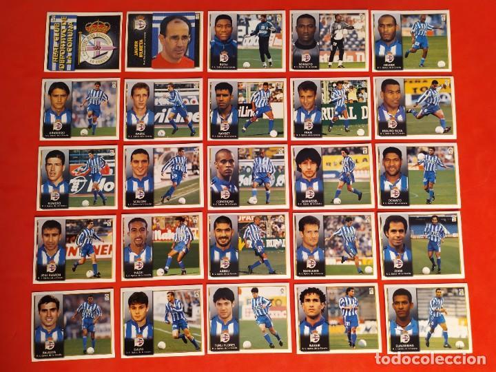 Cromos de Fútbol: Liga Este 1998 1999 / 98 99 - 455 cromos sin repetir - Nunca pegados (sin pegar) coloca,fichaje,baja - Foto 9 - 210106011