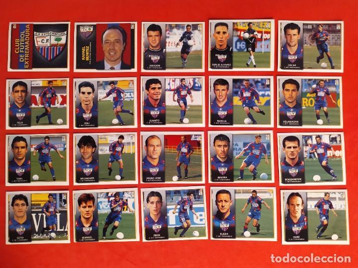 Cromos de Fútbol: Liga Este 1998 1999 / 98 99 - 455 cromos sin repetir - Nunca pegados (sin pegar) coloca,fichaje,baja - Foto 11 - 210106011