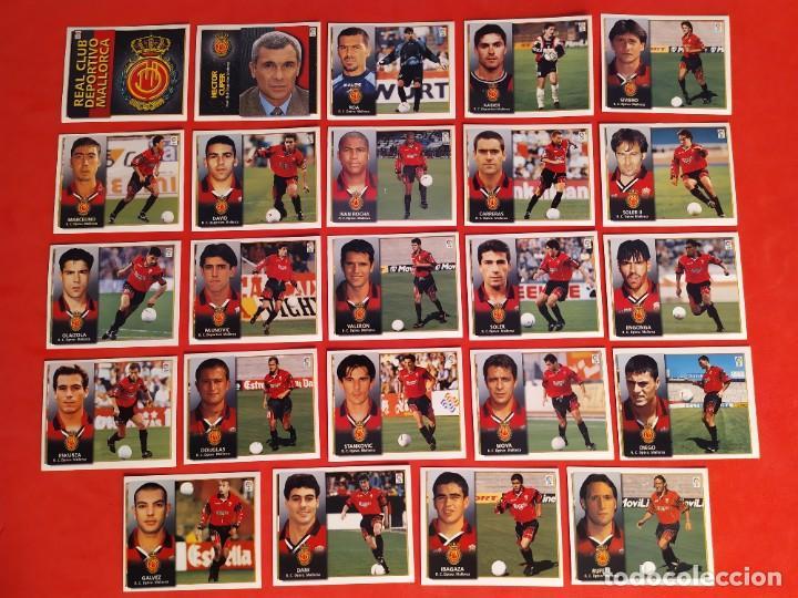 Cromos de Fútbol: Liga Este 1998 1999 / 98 99 - 455 cromos sin repetir - Nunca pegados (sin pegar) coloca,fichaje,baja - Foto 12 - 210106011