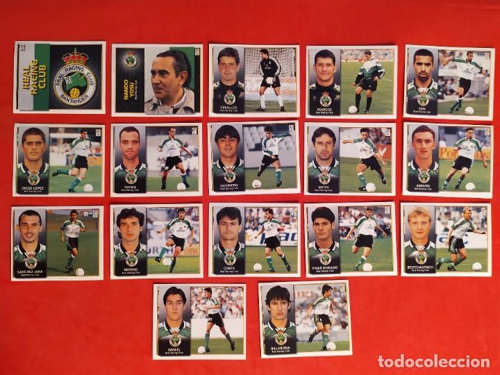 Cromos de Fútbol: Liga Este 1998 1999 / 98 99 - 455 cromos sin repetir - Nunca pegados (sin pegar) coloca,fichaje,baja - Foto 14 - 210106011