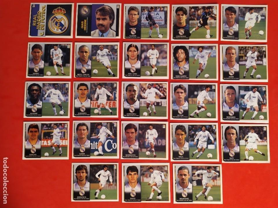 Cromos de Fútbol: Liga Este 1998 1999 / 98 99 - 455 cromos sin repetir - Nunca pegados (sin pegar) coloca,fichaje,baja - Foto 15 - 210106011