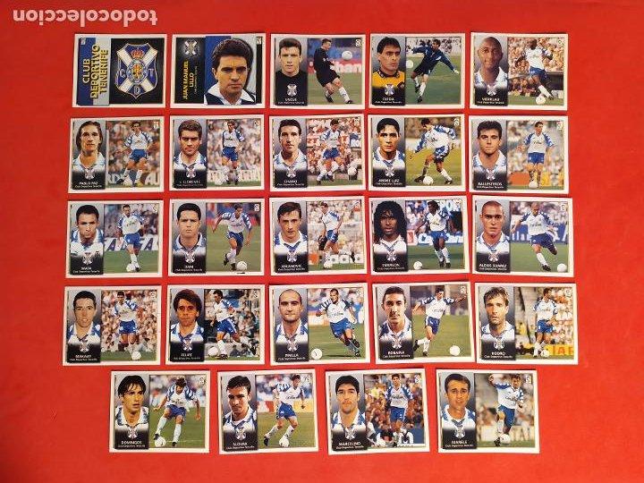 Cromos de Fútbol: Liga Este 1998 1999 / 98 99 - 455 cromos sin repetir - Nunca pegados (sin pegar) coloca,fichaje,baja - Foto 18 - 210106011