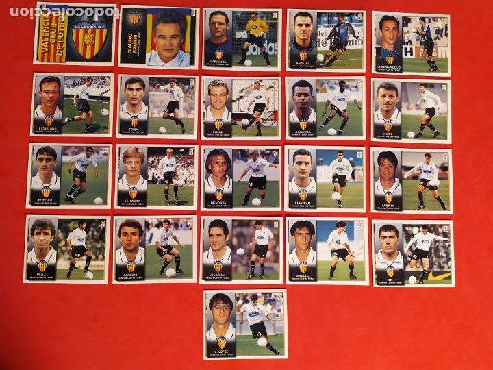 Cromos de Fútbol: Liga Este 1998 1999 / 98 99 - 455 cromos sin repetir - Nunca pegados (sin pegar) coloca,fichaje,baja - Foto 19 - 210106011