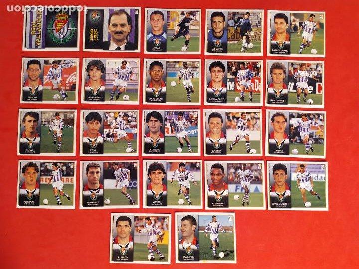 Cromos de Fútbol: Liga Este 1998 1999 / 98 99 - 455 cromos sin repetir - Nunca pegados (sin pegar) coloca,fichaje,baja - Foto 20 - 210106011