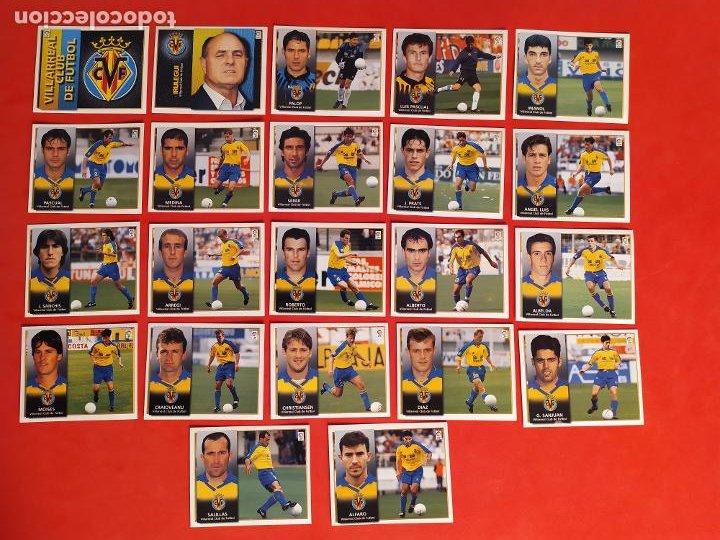 Cromos de Fútbol: Liga Este 1998 1999 / 98 99 - 455 cromos sin repetir - Nunca pegados (sin pegar) coloca,fichaje,baja - Foto 21 - 210106011