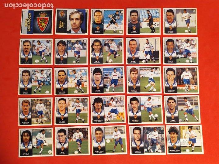 Cromos de Fútbol: Liga Este 1998 1999 / 98 99 - 455 cromos sin repetir - Nunca pegados (sin pegar) coloca,fichaje,baja - Foto 22 - 210106011