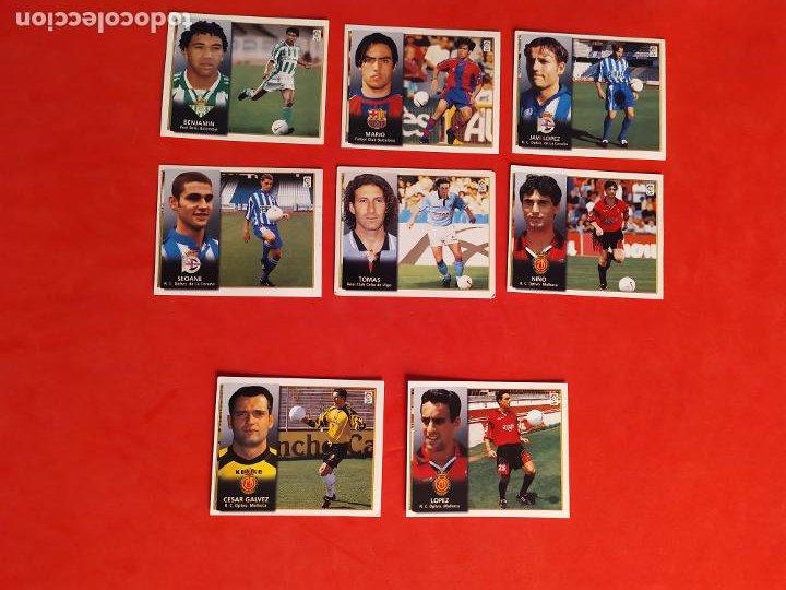 Cromos de Fútbol: Liga Este 1998 1999 / 98 99 - 455 cromos sin repetir - Nunca pegados (sin pegar) coloca,fichaje,baja - Foto 23 - 210106011