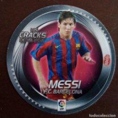 Cromos de Fútbol: EDICIONES ESTE 06/07 MESSI (BARCELONA) NUTELLA NUEVO SIN PEGAR. Lote 210222618