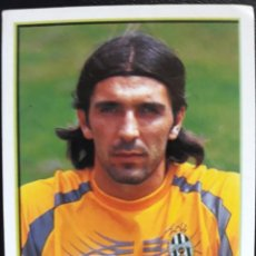 Cromos de Fútbol: FIGURINA CALCIATORI 2002 PANINI 2001 02 GIANLUIGI BUFFON JUVENTUS ITALIA. Lote 210223248