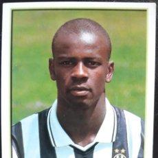 Cromos de Fútbol: FIGURINA CALCIATORI 2002 PANINI 2001 02 LILIAN THURAM JUVENTUS FRANCE. Lote 210223405