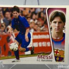 Cromos de Fútbol: ROOKIE CARD CROMO FUTBOL MESSI COLOCA EDICIONES ESTE LIGA 2004 2005 04 05. Lote 210425135