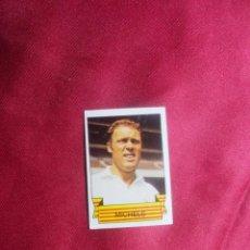 Cromos de Fútbol: MICHELS. CROMO DEL ALBUM BARÇA CAMPEON LIGA 84 85 - 1984 1985. NUEVO. NUNCA PEGADO. Lote 210427681