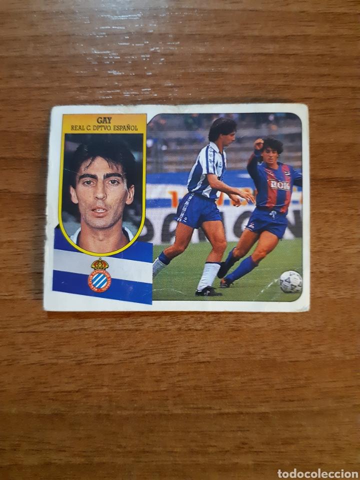 Cromos de Fútbol: Lote 18 cromos diferentes RCD Español liga 91-92 ESTE. Nunca pegados - Foto 5 - 210428807