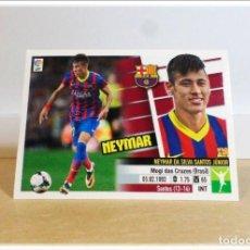 Cromos de Fútbol: LIGA ESTE 2013 2014 13 14 PANINI. NEYMAR Nº 1 FICHAJE (FC BARCELONA) CROMO ALBUM FÚTBOL - 2ª IMAGEN. Lote 210676814