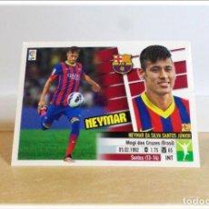 Cromos de Fútbol: LIGA ESTE 2013 2014 13 14 PANINI. NEYMAR Nº 1 FICHAJE (FC BARCELONA) CROMO ALBUM FÚTBOL - 1ª IMAGEN. Lote 210676830