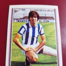 Cromos de Fútbol: ESTE - LIGA 80 81 - 1980 1981 - REAL SOCIEDAD - HERAS - SIN PEGAR. Lote 211398820
