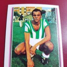 Cromos de Fútbol: ESTE - LIGA 80 81 - 1980 1981 - BETIS - GERARDO - SIN PEGAR. Lote 211398984