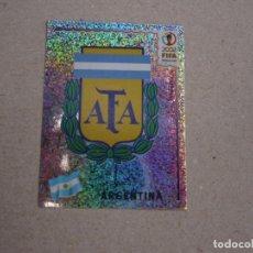 Cromos de Fútbol: PANINI 2002 FIFA WORLD CUP KOREA JAPAN Nº 386 ESCUDO ARGENTINA MUNDIAL COREA JAPON 02 NUEVO. Lote 211399331