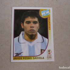 Cartes à collectionner de Football: PANINI 2002 FIFA WORLD CUP KOREA JAPAN Nº 400 SAVIOLA ARGENTINA MUNDIAL COREA JAPON 02 NUEVO. Lote 211399634