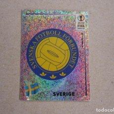 Cartes à collectionner de Football: PANINI 2002 FIFA WORLD CUP KOREA JAPAN Nº 440 ESCUDO SUECIA MUNDIAL COREA JAPON 02 NUEVO. Lote 211400615