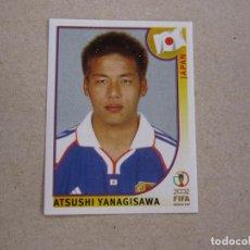Cromos de Futebol: PANINI 2002 FIFA WORLD CUP KOREA JAPAN Nº 546 YANAGISAWA JAPON MUNDIAL COREA JAPON 02 NUEVO. Lote 211403937