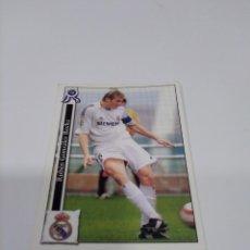 Cromos de Fútbol: MUNDICROMO 2005/2006 NUM. 998 RUBÉN REAL MADRID CASTILLA.. Lote 211416709
