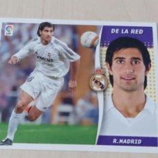 Cromos de Futebol: EDICIONES ESTE 06 07 DE LA RED CROMO SIN PEGAR - REAL MADRID. Lote 211479141