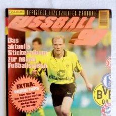 """Cromos de Fútbol: ALBUM PANINI. """"FUSSBALLL 97"""".. Lote 211578245"""