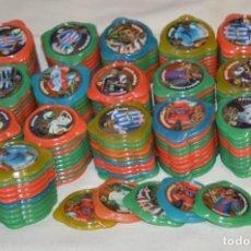 Cromos de Fútbol: NUEVOS - LOTE 165 KRAKS - LIGA 2006 / 2007 -- 06 / 07 / TAZOS PANINI - ¡MIRA FOTOS Y DETALLES!. Lote 211648059