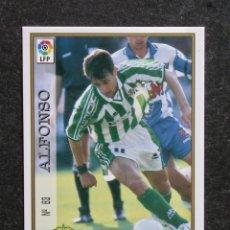 Cromos de Fútbol: Nº 83 ALFONSO DEL BETIS DE LAS FICHAS DE LA LIGA 97-98 DE MUNDICROMO. Lote 211651555