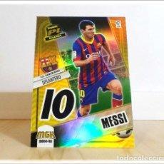 Cromos de Fútbol: MEGACRACKS 2014 2015 14 15 PANINI. MESSI Nº 434 LEGENDS BARCELONA CROMO LIGA FÚTBOL MEGA CRACKS MGK. Lote 211662489