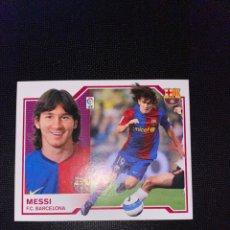 Cromos de Fútbol: LEO MESSI / LIGA ESTE 2007-2008 ( NUEVO NUMCA PEGADO ) PANINI #MESSICOLLECTORS. Lote 211731206