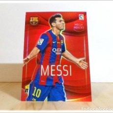 Cromos de Fútbol: MEGACRACKS 2015 2016 15 16 PANINI. MESSI Nº 80 HEROES (BARCELONA) CROMO LIGA FÚTBOL MEGA CRACKS MGK. Lote 211733841