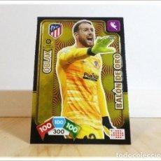 Cromos de Fútbol: ADRENALYN XL 2019 2020 19 20 PANINI OBLAK 457 BALÓN DE ORO ATLÉTICO MADRID CROMO LIGA ALBUM FÚTBOL. Lote 211733999