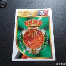 Cromos de Fútbol: ESCUDO DEL MALLORCA ALBUM EDICIONES ESTE 1994 95 ( 94 / 95 ) 2 ª DIVISION. Lote 212187568