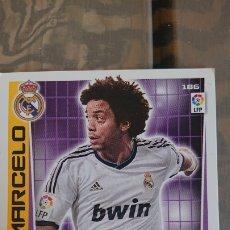 Cromos de Fútbol: ADRENALYN 2012 2013 12 13 MARCELO 186 REAL MADRID. Lote 212300462