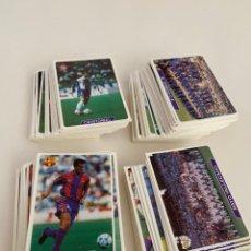 Figurine di Calcio: LOTE 367 TARJETAS MUNDICROMO 95 96. Lote 212491353