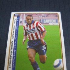Cromos de Fútbol: GERARDO Y PABLO LAGO (R. SPORTING DE GIJÓN) - Nº 709 - LAS FICHAS DE LA LIGA 2005 - MUNDICROMO.. Lote 212902276