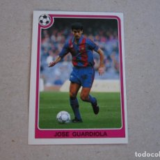Cromos de Fútbol: PANINI 92 93 ESTRELLAS DE LA LIGA Nº 108 GUARDIOLA BARCELONA 1992 1993 NUEVO. Lote 240013425