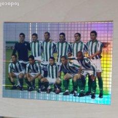 Cromos de Fútbol: Nº 701 ALINEACION - LAS FICHAS DE LA LIGA 2004 - MUNDICROMO - REAL BETIS. Lote 235854970