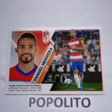 Cromos de Futebol: 10 BIS YANGEL HERRERA (GRANADA) COLOCA ESTE 2019 2020 19 20. Lote 213275015